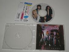 CINDERELLA/NIGHT SONGS((MERCURY 28DP-527) JAPAN PICTURE CD + OBI