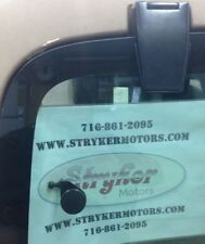 Jeep Wrangler TJ Liftgate Window Bracket Lift Gate Glass Left & Right Ballstud