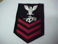 DEVGRU SEAL TEAM SPECIAL OPERATOR 1ST CLASS RATING BADGE PATCH MADE IN USA !