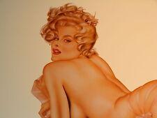 "OLIVIA DE BERARDINIS ART PRINT ""THE INVITATION"" DUAL SIGNED RHONDA RIDLEY OLIVIA"