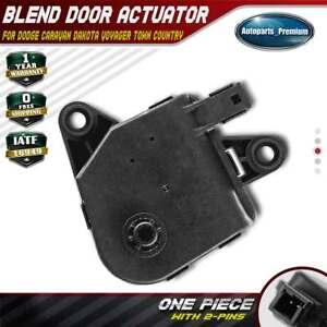 CHRYSLER VOYAGER 2002 TOWN /& COUNTRY Heater Door Blend Actuator 04885465AA C