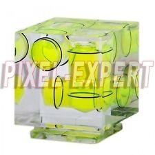 LIVELLA 3 ASSI FLASH SHOE BUBBLE PER FUJI FUJIFILMX-T2 X-T1 X-PRO2 X-A3 X-T20