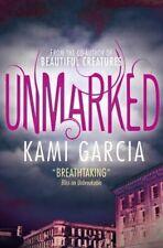 Unmarked (Legion 2), Garcia, Kami, New Book