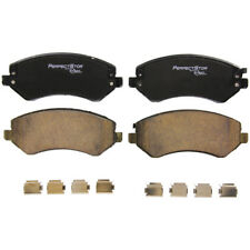 Disc Brake Pad Set-Rear Drum Front Perfect Stop PS856C