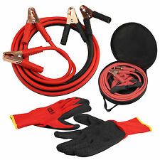 EXTRA HEAVY DUTY 4.0 METRE TRADE 800AMP CAR VAN TRUCK JUMP LEADS BOOSTER CABLES