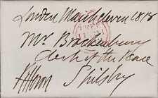 1818. Mr Brackenbury, Clerk of the Peace. Spilsby. Mr Murray? Grantham    QS.258