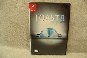 Roxio Toast 8 Titanium DVD For Mac