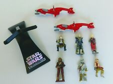 Star Wars Action Fleet Battle Packs #5 Shadows of the Empire - Swoop bikes