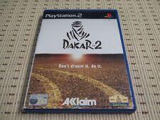 Dakar 2 für Playstation 2 PS2 PS 2 *OVP*
