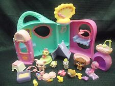 Littlest Pet Shop Get Better Center with 7 Pets & Accassories