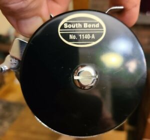 South Bend 1140-A Automatic Fly Fishing Reel Excellent Condition