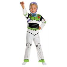 DISNEY TOY STORY BUZZ LIGHTYEAR COSTUME HALLOWEEN COSTUME BOY'S SIZE MEDIUM 7-8