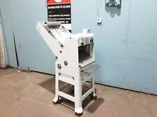 "Oliver 797-32Nc"" Hd Commercial Free-Standing Gravity-Fed ½"" Bread Slicer Machine"