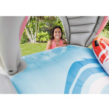 Kids Surf 'N Slide Inflatable Water Park Pool Play Backyard Outdoor Fun Toy Aqua