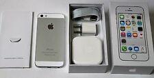Apple iPhone 5s 16GB White Silver (Verizon)unlocked Smartphone LTE Great Con 5 s