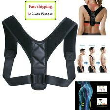 Adjustable Posture Corrector Back Shoulder Support Correct Unisex Men Women