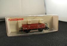 Fleischmann n° 8203 wagon marchandises DR en N neuf en boîte