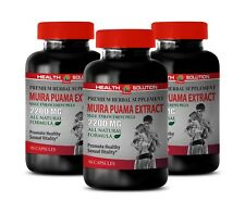 Muira Puama Oral Male Sexual Remedies Supplements Ebay