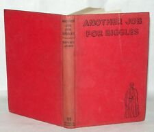 Another Job For Biggles, Captain W.E. Johns, HB, 1st Edition 1st Print, 1951