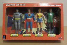Justice League Bendable Figures - Batman Superman Wonder Woman Green Lantern new