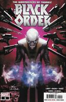 Black Order Comic 5 Cover A Inhyuk Lee First Print 2019 Landy Magno Hanna