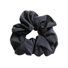 2 Pieces Navy Blue Hair Scrunchie Elastic Bobbles Ponytail Band / Ponio