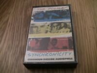 Pre-owned ~ Synchronicity by The Police (Cassette, 1983, A&M Records)