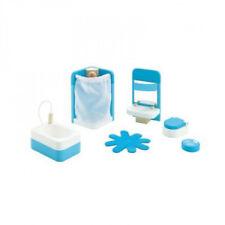 Arredamento Bagno In Legno Per Case Di Bambole E Miniature