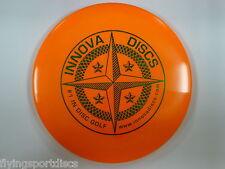 INNOVA First Run STAR STUD ProtoStar Orange w/Green Stamp max 175gr -New