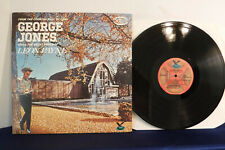 George Jones Sings The Great Songs Of Leon Payne, Gusto GT 0136, 1984 Country