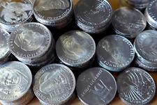 Investorenpaket Silberanlage 100 Stück 5 DM Gedenkmünzen Deutsche Mark Silber