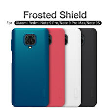 Nillkin For Xiaomi Redmi Note 9 Pro 9S Shockproof Frosted Shield Back Case Cover
