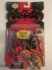 NIB Batman & Robin  ROTORBLADE BATMAN Action Figure