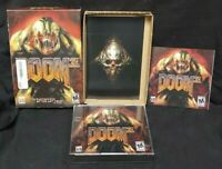 Doom 3  -  PC CD-ROM Complete Mint Discs 1 Owner