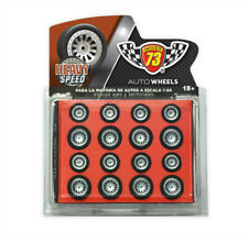 Heavy speed wheels for most 1:64 Scuderia73