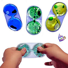 Squish it silent finger sensory fidget autism toy occupational therapy exercise