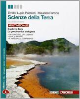 scienze della terra, Zanichelli scuola, Lupia/Palmieri cod:9788808500755