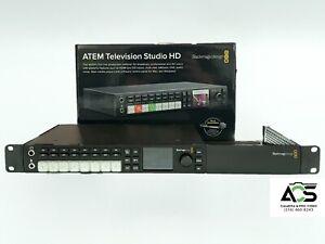 Blackmagic Design SWATEMTVSTU/HD Design ATEM Television Studio HD