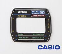 VINTAGE GLASS CASIO DB-20 W1A NOS