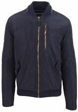 VAN SANTEN & VAN SANTEN Winter Jacke Parka Mantel Jacket Coat Größe L Navy Blau