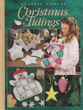 NEW HB PLASTIC CANVAS CHRISTMAS TIDINGS 58 PROJECTS