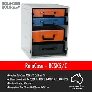 RolaCase RCSK5/C storage tool box organiser van shelving racking Storage GENUINE