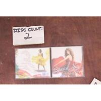 Speak Now by Taylor Swift (CD, 2010, 2 Discs, Big Machine Records)(CD)