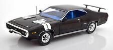 1:18 Ertl/Auto World Plymouth GTX 1971 black