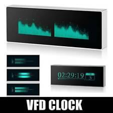 Vfd Clock Music Spectrum Dot Matrix Sound Level Indicator Vu Meter Metal Case