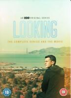 Looking Saisons 1 Pour 2 Complet Collection & The Film DVD Neuf DVD (1000629314)
