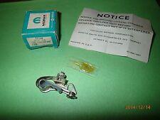 Vintage Mopar CH14V Ignition Contact Set