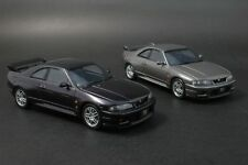 Ebbro 1:43 Scale 1997 Nissan Skyline GT-R R33 V-spec Die Cast Model Car