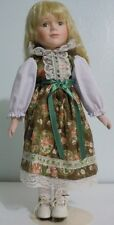 """Kingstate the Dollcrafter - Porcelain 16"""" TALL"""