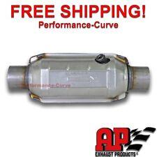 "2.25"" AP Exhaust Heavy Load Catalytic Converter True OBDII - 608265"